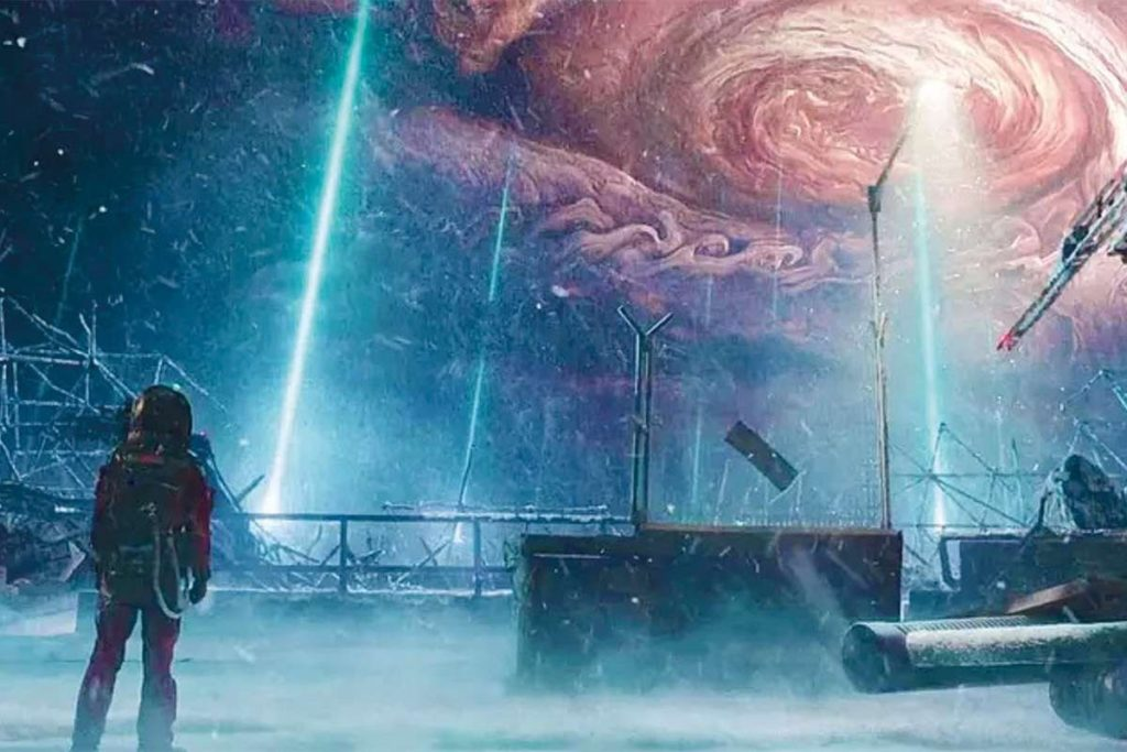The Wandering Earth – filmkritika